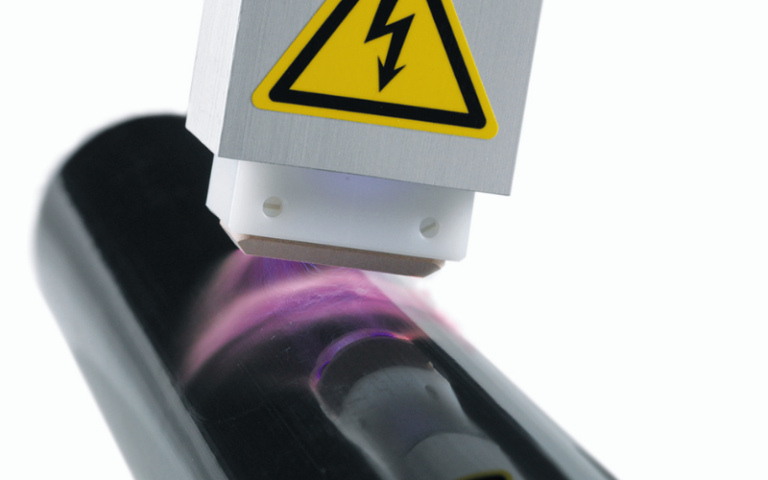 Spottec plasma treatment