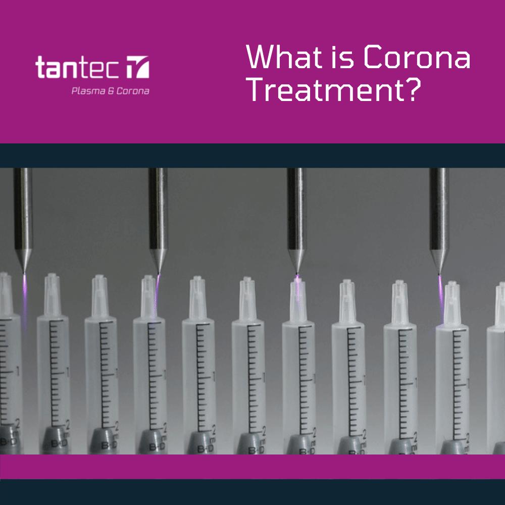 what is corona treatment