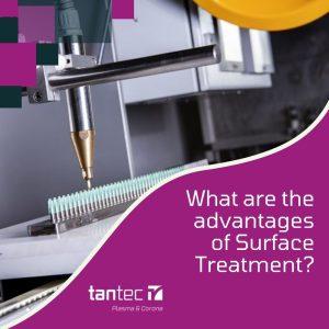 advantages of surface treatment